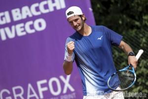 Tennis: Andrea Vavassori vince il Challenger di Lugano