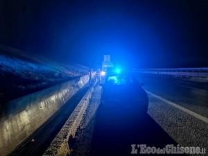 Candiolo: ubriaco al volante in autostrada, fermato dalla Polstrada