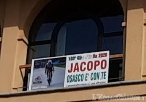 Giro d'Italia, Osasco si appresta ad accogliere l'enfant du Pays Jacopo Mosca