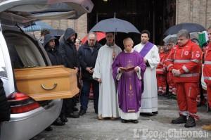 """Barge in lutto dice addio ad Anita: """"La violenza fa paura"""""""
