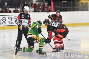 Hockey ghiaccio Ihl, Petrov all'overtime: Valpe passa a Como