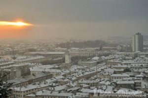 Ennesimo impulso perturbato: arriva la neve?