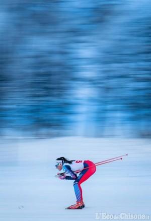 Sci nordico, Pragelato festeggia: titolo italiano under 16 per Beatrice Laurent
