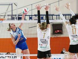 Volley serie A2, il tie break dice Pinerolo: rimonta vincente sulle pugliesi