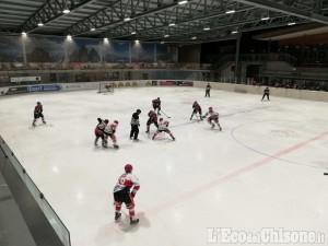 Hockey ghiaccio Ihl1, niente da fare per la Valpe in gara 1 a Dobbiaco