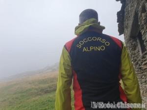 Paesana: senza esito anche la 4° giornata di ricerca dell'uomo scomparso