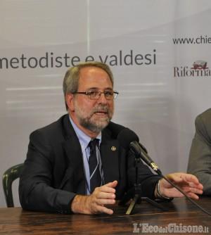 Torre Pellice: il Sinodo valdese riconferma Eugenio Bernardini moderatore della Tavola