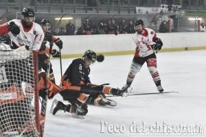 Hockey ghiaccio, Valpeagle in Val Venosta per conquistare la finale