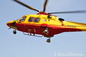 Crissolo: cade dal bob a Pian della Regina, bimbo di 4 anni in ospedale