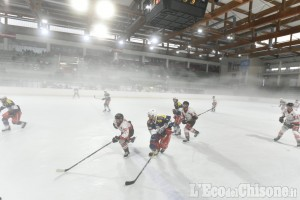 Hockey ghiaccio, Valpeagle vince 3 a 1 l'amichevole col Como