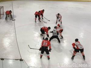 Hockey ghiaccio, finisce 8 a 2 contro i Gladiators: sabato prossimo a Torre tempo di playoff