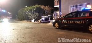 Bricherasio: schianto alla rotonda, la vittima è un 32enne di Pinerolo
