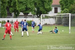 Calcio Eccellenza, 1-1 finale al Barbieri: Pinerolo e Chisola salve