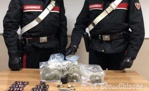 Reano: marijuana in casa già divisa in dosi, denunciato operaio 25enne
