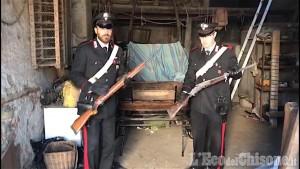 San Secondo: un deposito di materiale rubato in un casolare isolato, denunciato il proprietario