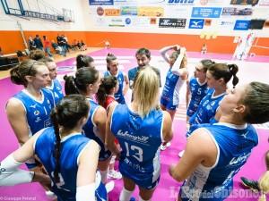 Volley serie A2 donne, non si gioca Pinerolo - Ravenna