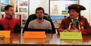 Pinerolo come una piccola Lucca Comics: presentato il Carnevale 2020