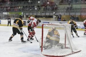 Hockey ghiaccio Ihl, Valpeagle battuta dalla nuova capolista Varese, giovedì arriva Pergine