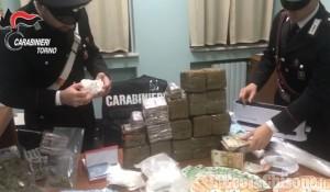Trasportavano droga ben vestiti e su auto in regola: 18 arresti in Val di Susa