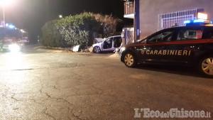 Bricherasio: schianto in auto nella notte, un morto e due feriti gravi