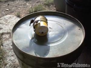 Pinerolo: eco-isola ancora chiuso per bomba