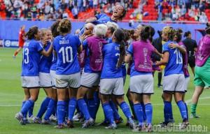 Mondiali calcio femminile, in 3,5 milioni davanti al video per Bonansea superstar