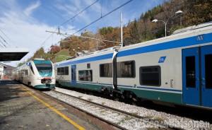 Trasporti ferroviari: da lunedì 18 circoleranno 52 treni in più nella Regione Piemonte