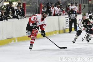 Hockey ghiaccio Ihl, la Valpeagle lotta con il cuore, capolista Merano corsara