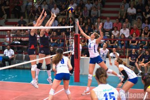 Volley B1: Pinerolo fine dell'avventura