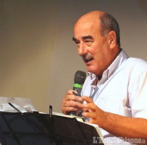 Stasera, la storia di Airasca con l'ex sindaco Andreazzoli