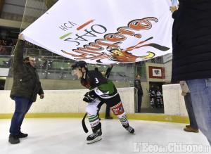 Hockey ghiaccio, Filatoio presenta il ricorso alla Federazione: «ridateci i punti tolti»