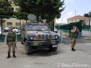 """Il 3º Alpini nell'operazione """"Strade sicure"""""""