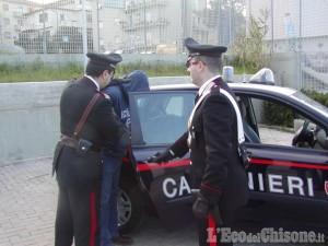 Pinerolo: botte alla moglie, arrestato 31enne