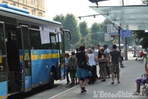 Ad agosto un autobus in più da Fenestrelle a Torino