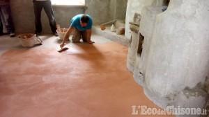 """A Roure il primo corso di autocostruzione sul pastellone veneziano con """"La Peiro Douco"""""""