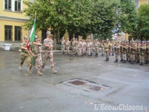 Il saluto alla Taurinense in partenza per l'Afghanistan