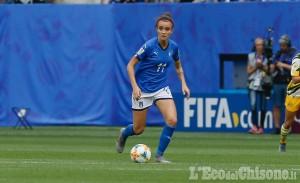 Mondiale femminile di calcio, grande Bonansea stende l'Australia