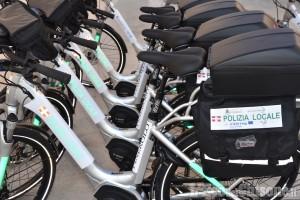 A Pinerolo i Vigili urbani si muoveranno in bicicletta