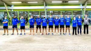 Bocce serie A, ad Aosta i veneti superano La Perosina in semifinale