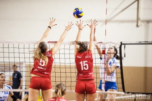 Volley B1 donne, Eurospin Ford Sara riceve le lodigiane