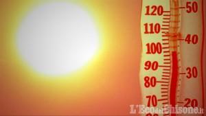 In arrivo la setimana più calda del 2018!
