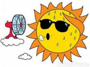 Previsioni 3-5 agosto: sole, caldo ed afa protagonisti!