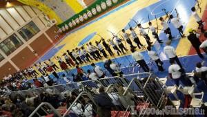 Tiro con l'arco, campionato regionale a Cantalupa sabato 9 e domenica 10