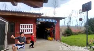 """""""Canestro da casa"""": il videomessaggio dei ragazzi della Cestistica Pinerolo '87"""