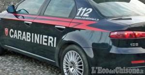 Pinerolo: truffa dello specchietto, uomo arrestato in via Poirino