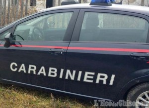 San Pietro Val Lemina: aggredito dal ladro nel suo orto, ferito 60enne