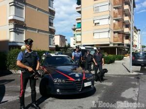 Controlli dei carabinieri nel saluzzese: sequestri di droga e denunce per furto