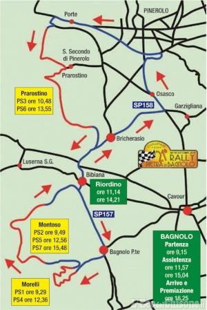 Dalle verifiche del sabato alla domenica in gara: Rally di Bagnolo al via