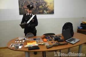 Nel cuneese maxi operazioni dei carabinieri contro i reati predatori, arrestati tre albanesi