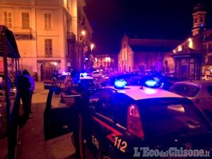 Alcool e droga, i controlli dei carabinieri della Compagnia di Saluzzo